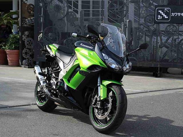 ニンジャ1000 (Z1000SX) Ninja1000 ABS 2枚目Ninja1000 ABS