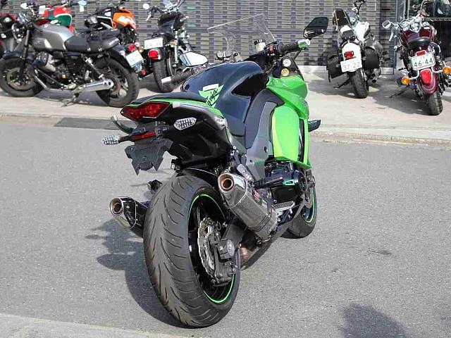ニンジャ1000 (Z1000SX) Ninja1000 ABS 6枚目Ninja1000 ABS