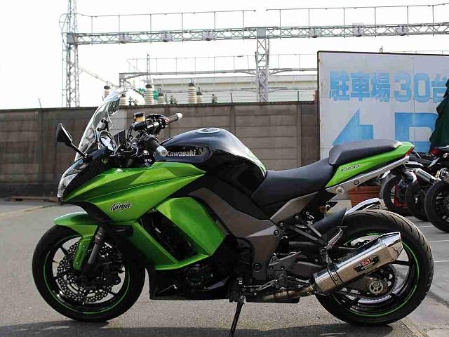 ニンジャ1000 (Z1000SX) Ninja1000 ABS 8枚目Ninja1000 ABS