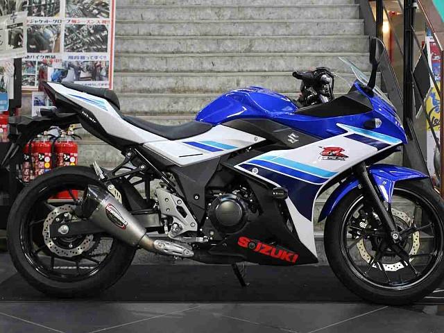 GSX250R GSX250R 1枚目GSX250R