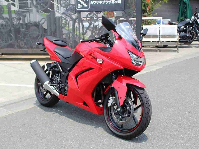 ニンジャ250R Ninja250R 2枚目Ninja250R