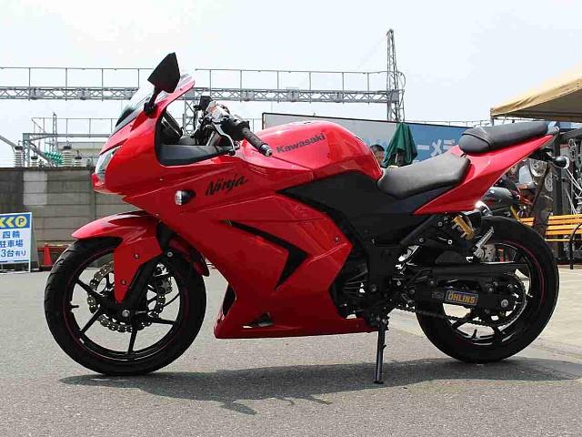 ニンジャ250R Ninja250R 5枚目Ninja250R