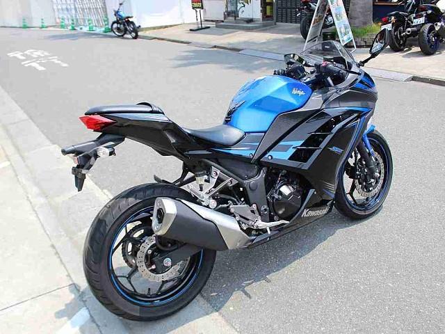 ニンジャ250 Ninja250SE 3枚目Ninja250SE