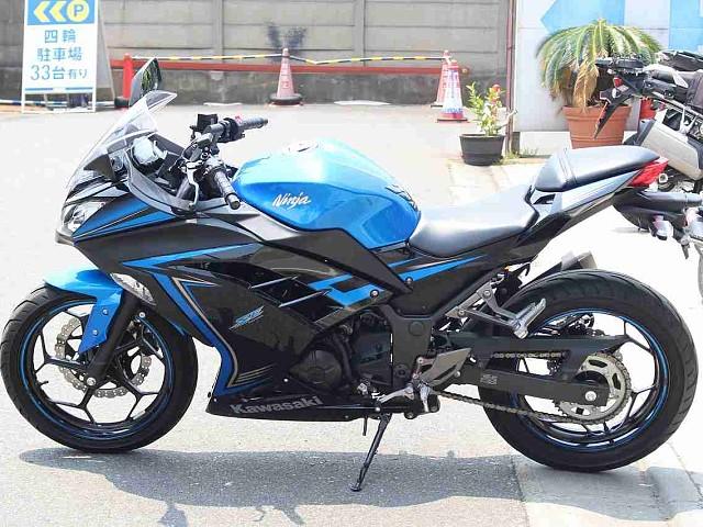 ニンジャ250 Ninja250SE 5枚目Ninja250SE