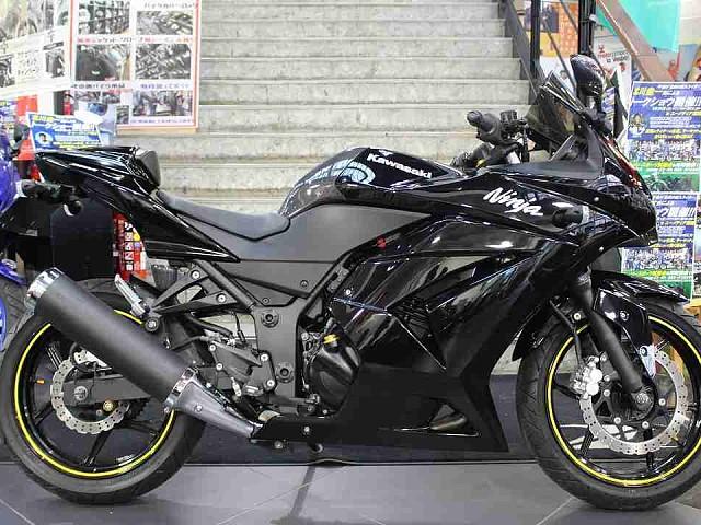 ニンジャ250R Ninja250R 1枚目Ninja250R