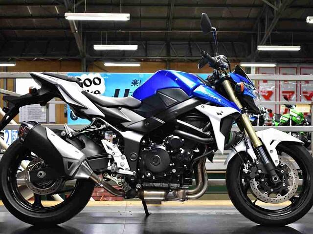 GSR750 GSR750 ABS 1枚目GSR750 ABS