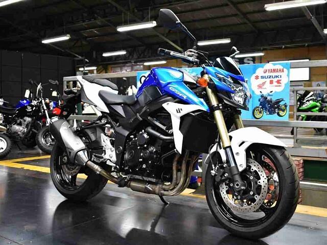 GSR750 GSR750 ABS 2枚目GSR750 ABS