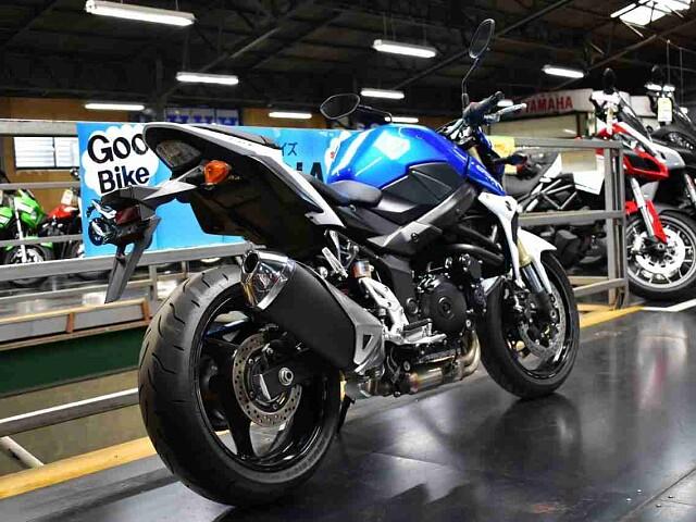 GSR750 GSR750 ABS 3枚目GSR750 ABS