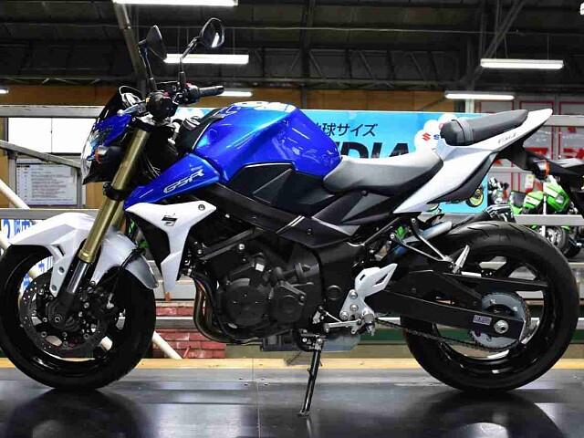 GSR750 GSR750 ABS 4枚目GSR750 ABS