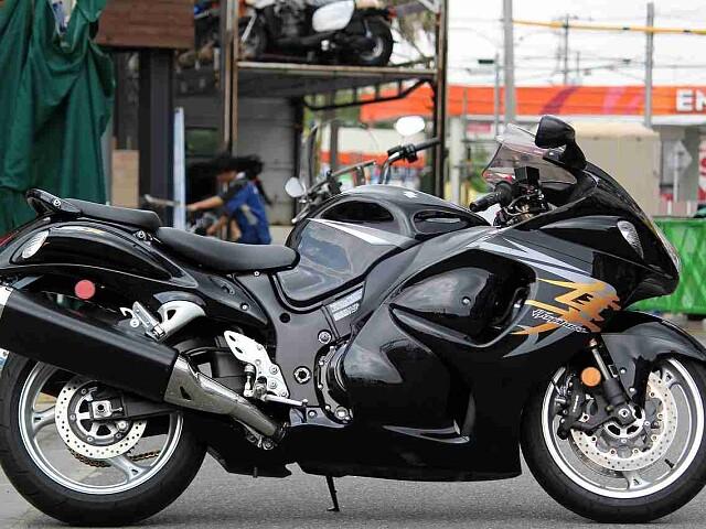 GSX1300R ハヤブサ(隼) ハヤブサ 1枚目ハヤブサ