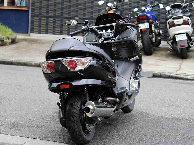 フォルツァ(MF08) フォルツァZ ABS 6枚目フォルツァZ ABS