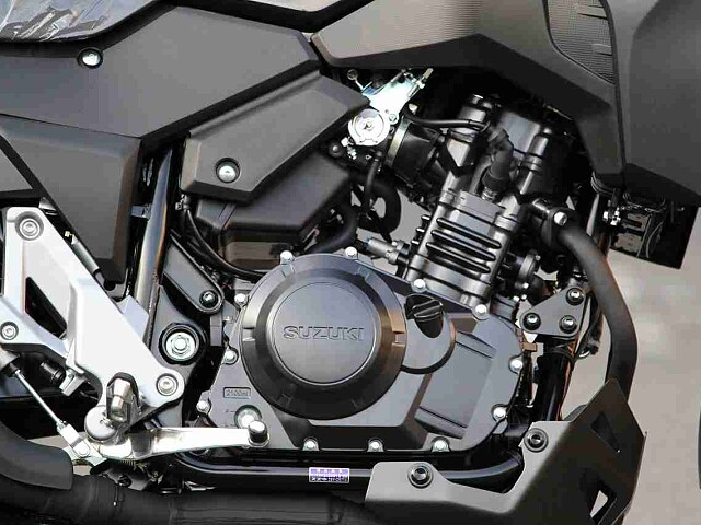 Vストローム250 【新車在庫あり】即納可能です! Vストローム250 ABS 3枚目【新車在庫あり…
