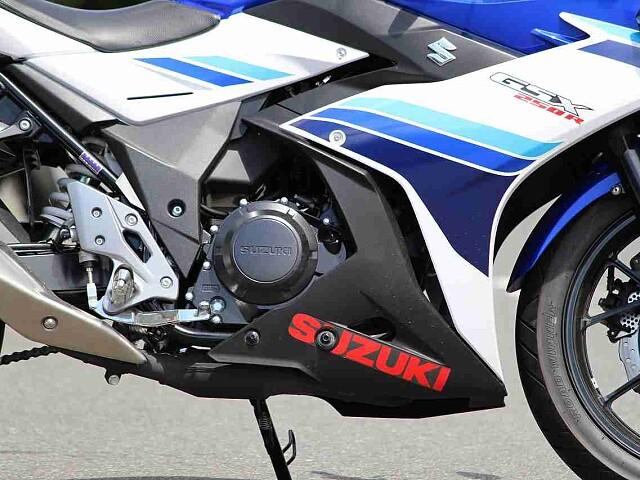GSX250R GSX250R 3枚目GSX250R