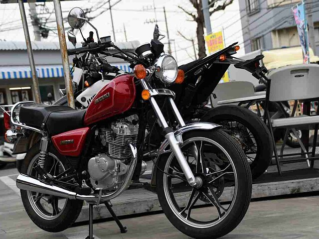 GN125 GN125H 2枚目GN125H