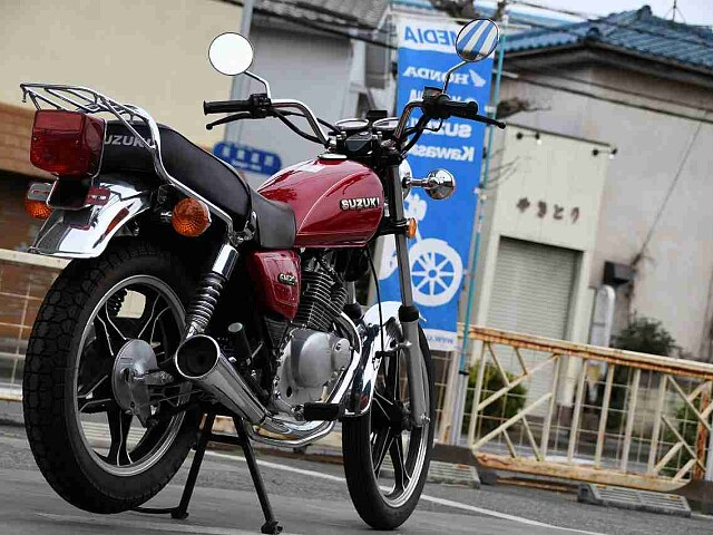 GN125 GN125H 3枚目GN125H