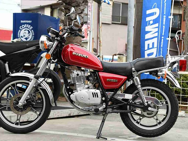 GN125 GN125H 4枚目GN125H