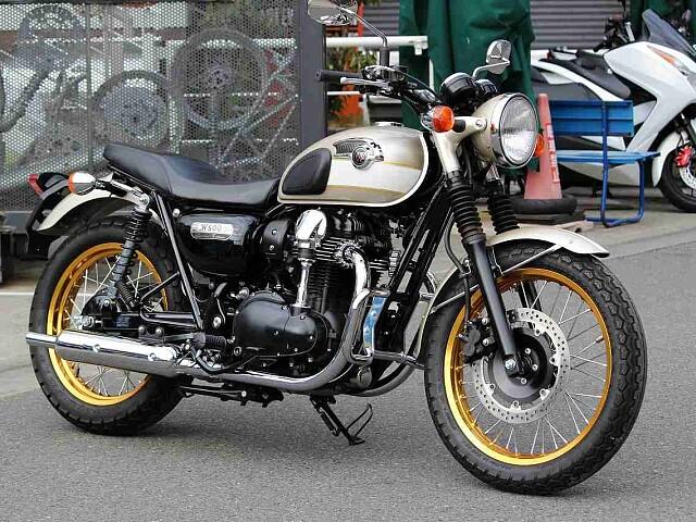 W800 W800 LTD 2枚目W800 LTD