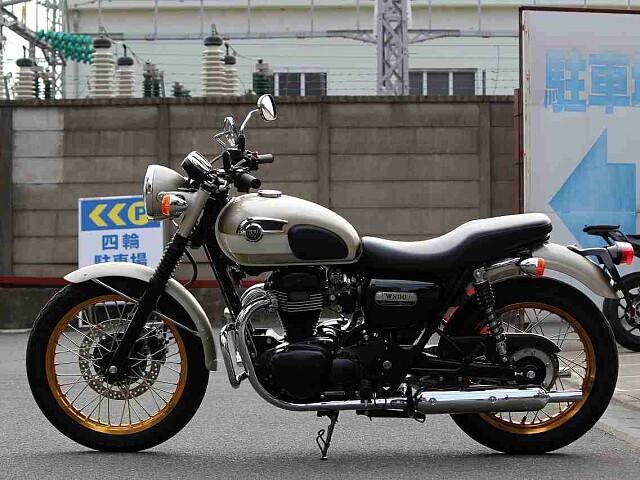 W800 W800 LTD 7枚目W800 LTD