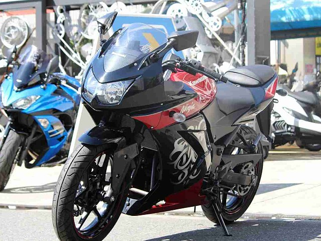 ニンジャ250R Ninja250R SE 4枚目Ninja250R SE