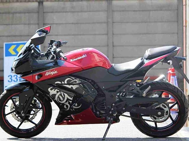 ニンジャ250R Ninja250R SE 5枚目Ninja250R SE