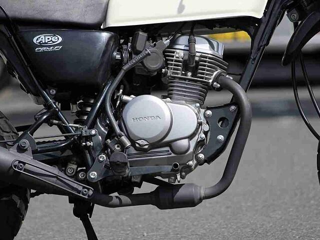 エイプ50 エイプ50 FI 3枚目エイプ50 FI