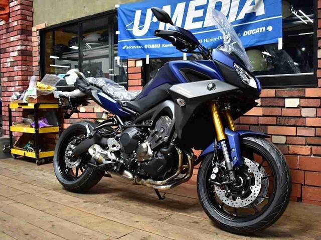 トレーサー900 【新車在庫あり】即納可能です! TRACER900GT ABS 2枚目【新車在庫あ…