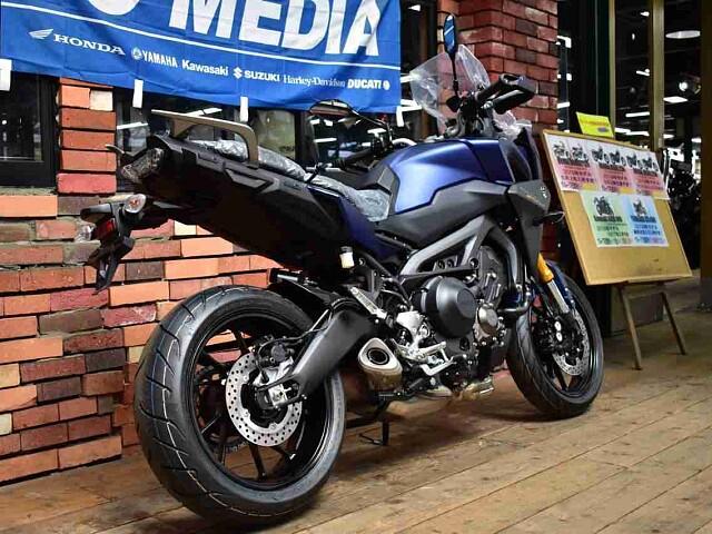 トレーサー900 【新車在庫あり】即納可能です! TRACER900GT ABS 3枚目【新車在庫あ…
