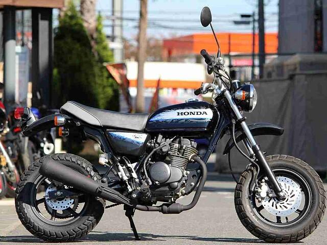 エイプ50 エイプ50 Type D DX 1枚目エイプ50 Type D DX