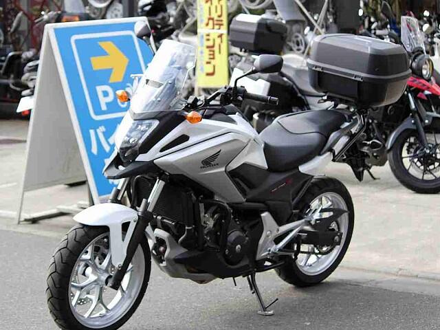 NC750X NC750X ABS DCT 5枚目NC750X ABS DCT