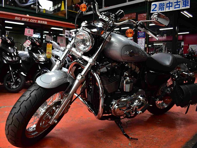 XL1200CA SPORTSTER LIMITED XL1200C F 4枚目XL1200C F
