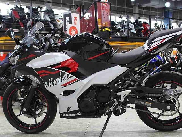 ニンジャ400 【新車在庫あり】即納可能です! Ninja400 8枚目【新車在庫あり】即納可能です…