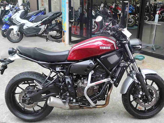XSR700 XSR700ABS 1枚目XSR700ABS