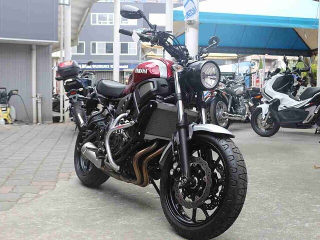 XSR700 XSR700ABS 2枚目XSR700ABS