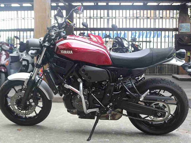 XSR700 XSR700ABS 5枚目XSR700ABS