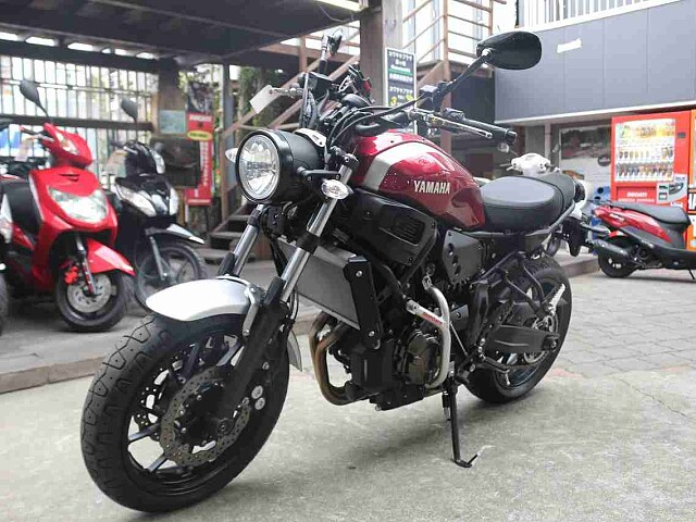 XSR700 XSR700ABS 6枚目XSR700ABS