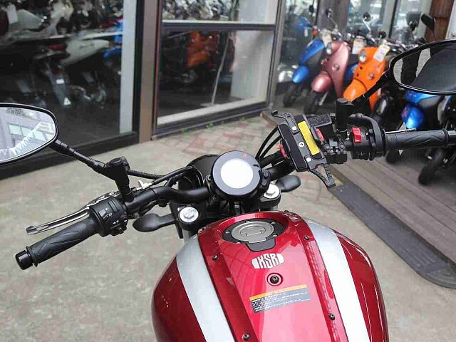 XSR700 XSR700ABS 7枚目XSR700ABS
