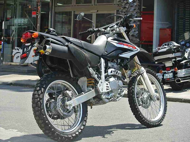 XR250 XR250 6枚目XR250