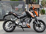 125DUKE/KTM 125cc 神奈川県 アドベンチャーショップ