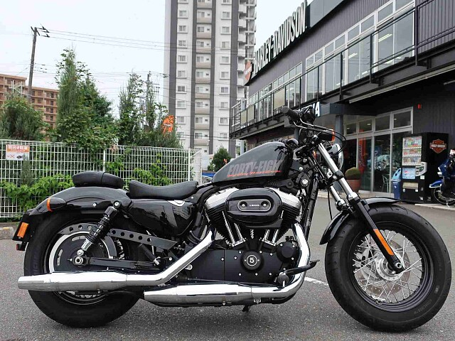 XL1200XS SPORTSTER FortyEight Special XL1200X 1枚目X…