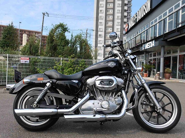 XL883L SPORTSTER SUPERLOW XL883Lスーパーロー 1枚目XL883Lスー…