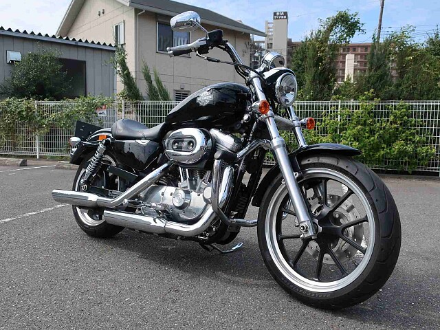 XL883L SPORTSTER SUPERLOW XL883Lスーパーロー 2枚目XL883Lスー…