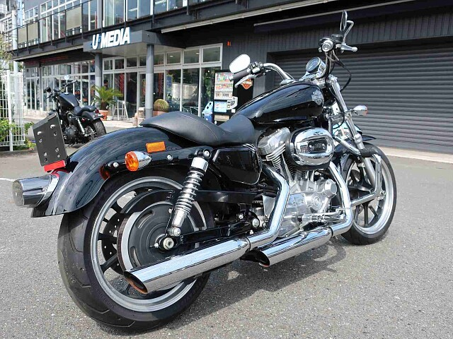 XL883L SPORTSTER SUPERLOW XL883Lスーパーロー 3枚目XL883Lスー…