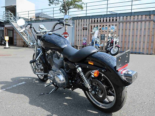 XL883L SPORTSTER SUPERLOW XL883Lスーパーロー 4枚目XL883Lスー…