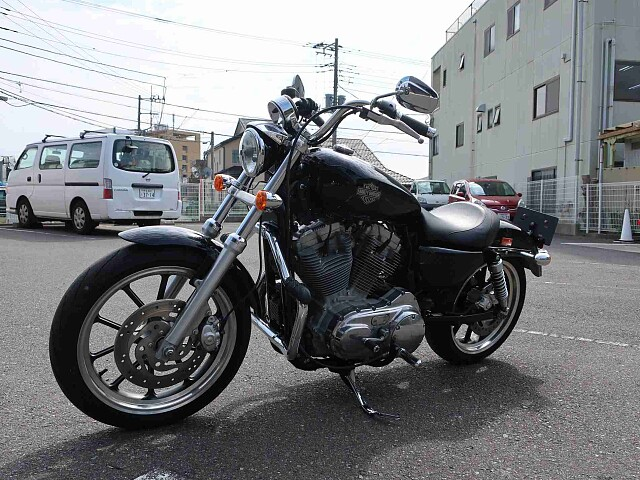 XL883L SPORTSTER SUPERLOW XL883Lスーパーロー 6枚目XL883Lスー…