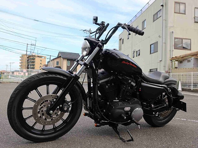 XL883N SPORTSTER IRON XL883N 6枚目XL883N