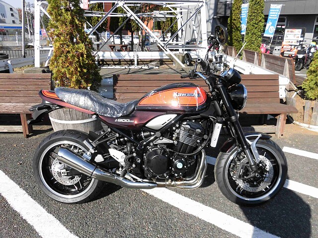 Z900RS 1枚目