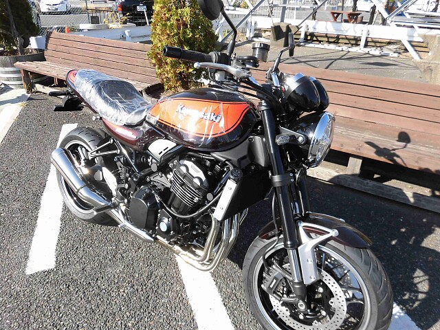 Z900RS 2枚目