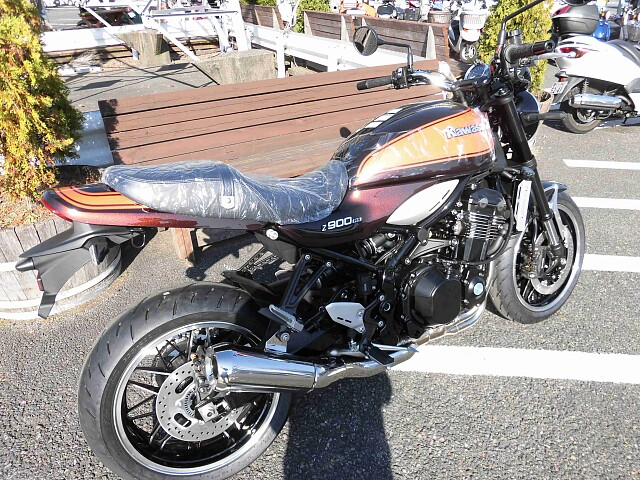 Z900RS 3枚目