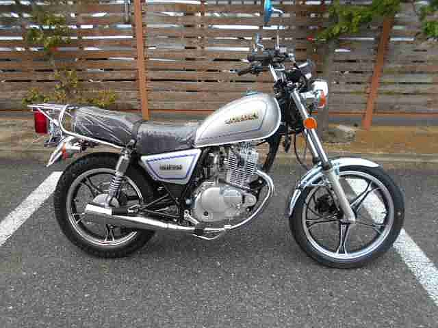 GN125 GN125H 1枚目GN125H