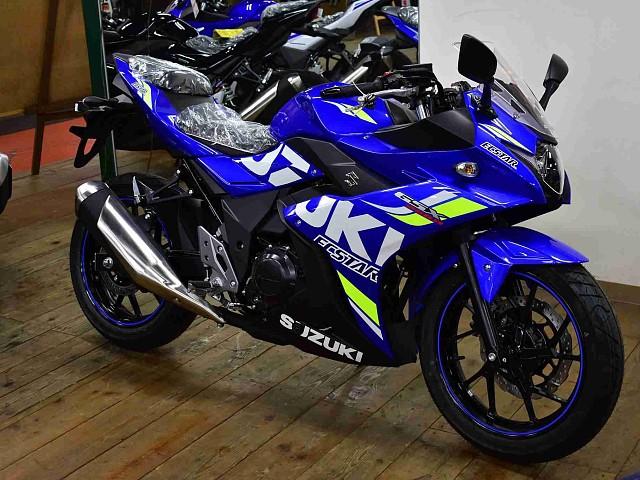 GSX250R GSX250R MotoGPカラー 2枚目GSX250R MotoGPカラー